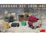 MiniArt LUGGAGE SET 1930-40s 1/35