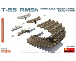 MiniArt T-55 RMSh WORKABLE TRACK LINKS. EARLY TY..