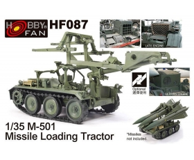 Hobby Fan M501 Missile Loading Tractor 1/35