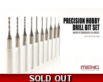 Meng Precision Hobby Drill Bits Set 0.4-1.3mm