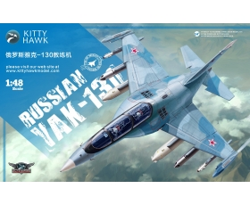 Kitty Hawk 1/48 Russian Yak-130 Pre-Order