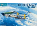 Kitty Hawk 1/48 RF-101C & G/H