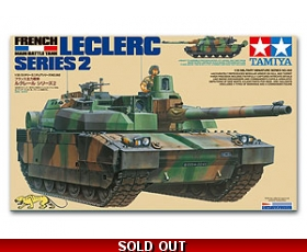 Tamiya German Leclerc Series 2 1/35