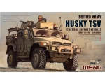 MENG British Army HUSKY TSV Tactical Support Veh..