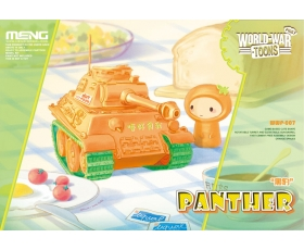 Meng Panther - WorldWar Toons Cute Tank