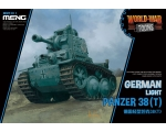 Meng German World War Toons M5 Stuart U.S. Light..