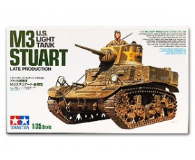 Tamiya M3 Stuart Late Production 1/35