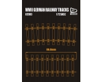 T-Model WWII German Railway Tracks 1/72