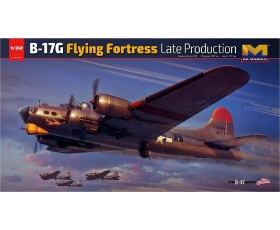 HK Model B-17G Flying Fortress Late production 1/32