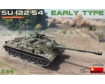 MiniArt SU-122-54 EARLY TYPE 1/35 Pre-Order