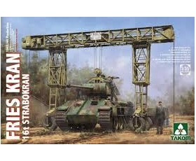 Takom Fries Kran 16t Strabokran 1943/1944 Production 1/35