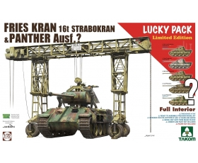 Takom Fries Kran 16t Strabokran 1943/1944 Production Limited Edition 1/35