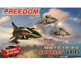 Freedom F-5E / F-5F / RF-5 Cute plane 3 kits