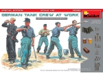 MiniArt GERMAN TANK CREW AT WORK. SPECIAL EDITIO..