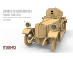 MENG British R-R Armored Car Pattern 1914/1920 1..
