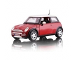 Maisto  MINI COOPER RED - DIECAST MODEL CAR 1/24