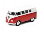 Welly Volkswagen Kombi T1 Bus 1963 1/60-64