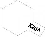 Tamiya X20A Thinner Acrylic 10ml