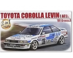Beemax TOYOTA COROLLA LEVIN AE-92 '88 GROUP A 1/24