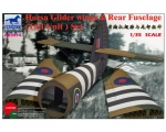 Bronco Horsa Glider Wings & Rear Fuselage Tail U..