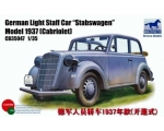 Bronco German Light Staff Car Stabswagen Model 1..
