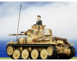 Forces of Valor GERMAN PANZER 38T 1944 UKR 1/72