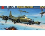 HK Models B-17 E/F Flying Fortress 1/32