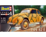 Revell German Staff Car Type 82E 1/35