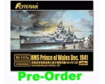 Flyhawk HMS Prince of Wales 1941 - Ltd Ed. 1/700..