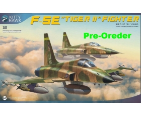 "Kitty Hawk F-5E Tiger II Fighter 1/32 FREE RESIN FIGURES ""Pre-Order"""