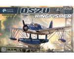 Kitty Hawk Vought OS2U Kingfisher 1/32