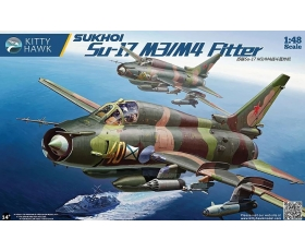 Kitty Hawk  SUKHOI Su-17 M3/M4 Fitter 1/48