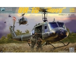 Kitty Hawk UH-1D Huey 1/48
