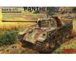 Meng Model PANTHER Ausf.A Late 1/35