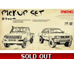Meng Model Pickup Set 1/35