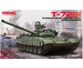 Meng Russian Main Battle Tank T-72B1 1/35