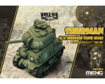 Meng Sherman M4A1-World War Toons
