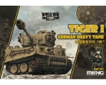 Meng Tiger I-World War Toons