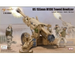 Merit U.S. 155mm M198 Towed Howitzer 1/16