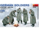 MiniArt German Soldiers Winter 1941-42 1/35