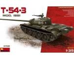 MiniArt  Soviet Medium Tank T-54-3. Mod.1951  1/35
