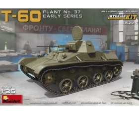 MiniArt  T-60 Plant No.37 early series  1/35