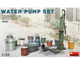 MiniArt WATER PUMP SET 1/35