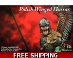 MJ Miniatures Polish Winged Hussar 1/9