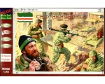 Orion Chechen Wars. Chechen Rebels 1995 1/72