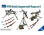 Riich WW2 British & Commonwealth Weapon Set B 1/35