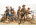 Revell British 8. Army WWII 1/76