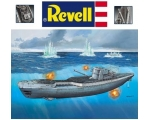 Revell Deutsches U-Boot TYPE IX C40U190 1/72