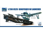 Riich OS2U Kingfisher W/Launcher 1/200