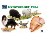 Riich Livestock Set Vol. 1 1/35
